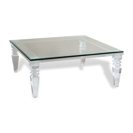 Savannah Cocktail Table (Square)