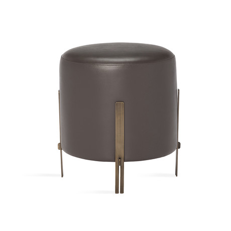 Bexley Stool // Gray