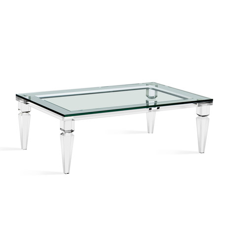 Savannah Cocktail Table (Square)