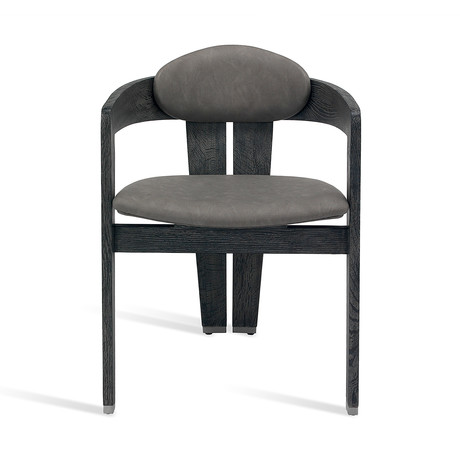 Maryl Dining Chair (Charcoal)