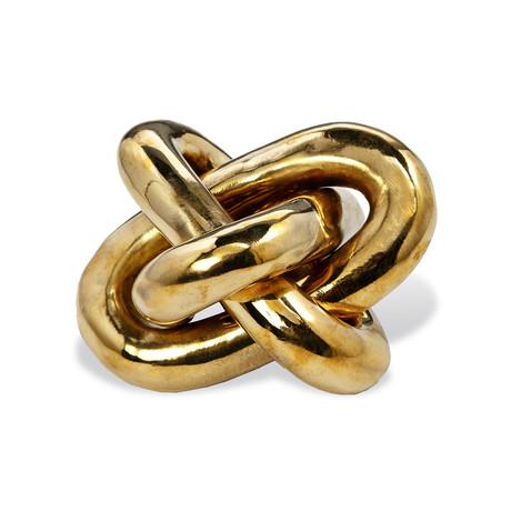 Wynn Knot (Brass)