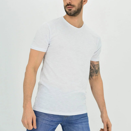 Kurt T-Shirt // White (XS)