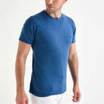 Kurt T-Shirt // Indigo (L)