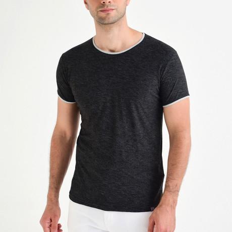 Mason T-Shirt // Black (S)