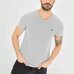 Dot T-Shirt // White (M)