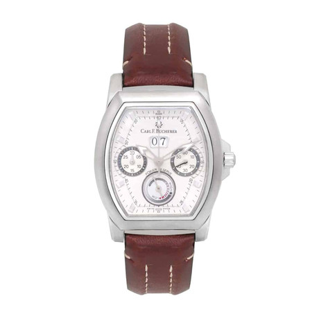 Carl F. Bucherer Patravi T-graph Power Reserve Chronograph Automatic // 00.10615.08.13.01 // Store Display
