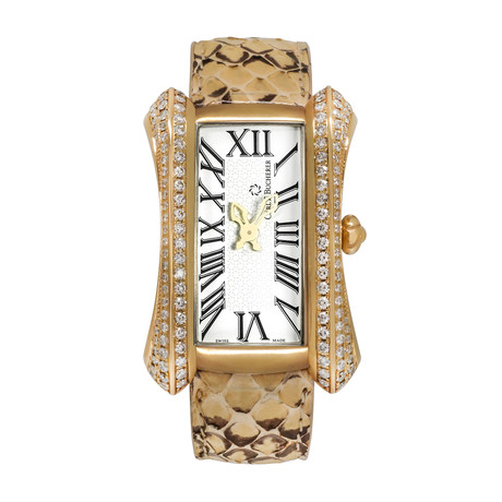 Carl F. Bucherer Ladies Alacria Diva Quartz // 00.10705.01.21.12 // Store Display