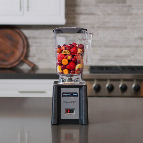Professional 750 Blender + Wildside Jar