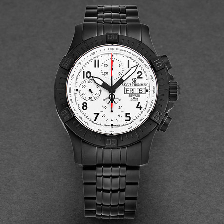 Revue Thommen Airspeed Xlarge Chronograph Automatic // 16071.6173 // Store Display