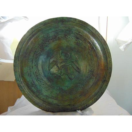 Life Size Athenian Shield