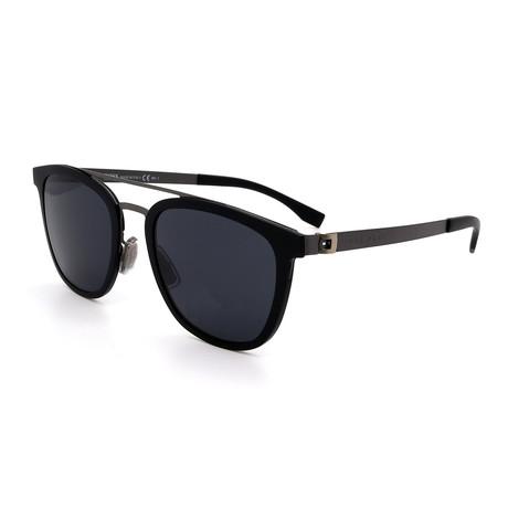 Hugo Boss // Men's 0838-S-793 Sunglasses // Black + Gray