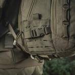 Prescott Backpack // Dark Olive