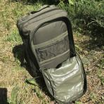 Glendale Backpack // Dark Olive