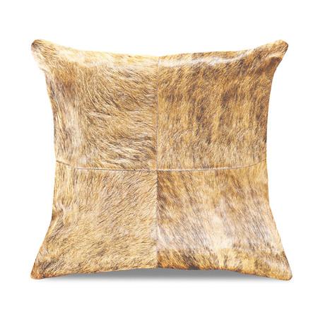 "Bolero Pillow Cover // Light Jasper (13""L x 21""W)"