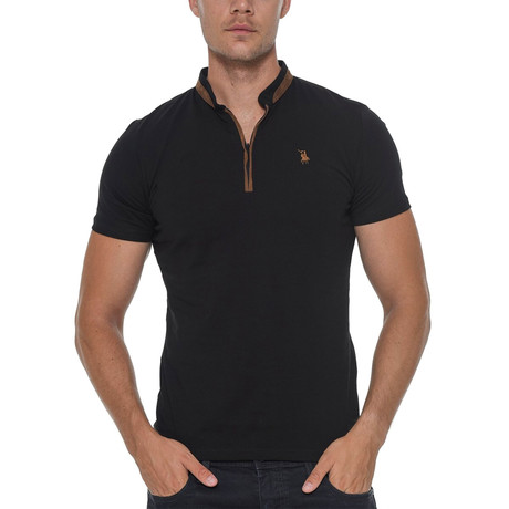 Erkek Shirt // Black (Small)