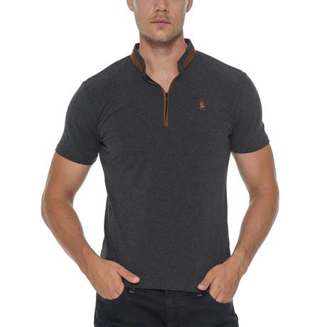 Erkek Shirt // Anthracite (Small)