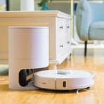 Neabot NoMo Smart Robot Vacuum with Self-Emptying Dustbin