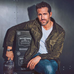 Ryan Reynolds Special Edition Signature Aviation Gin