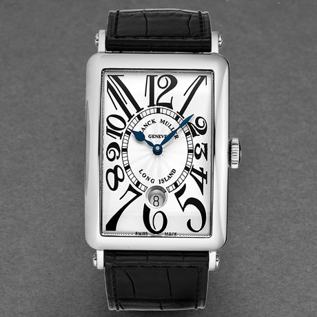 Franck Muller Long Island Automatic // 1200 SC DT AC // New