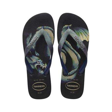 Top Infinity Sandal // Navy Blue (US: 8)