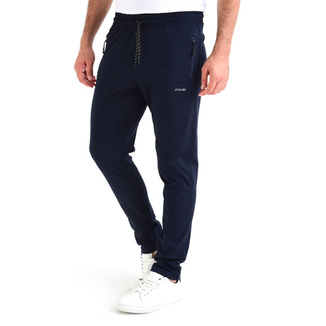 Wellington Track Bottom // Navy Blue (S)