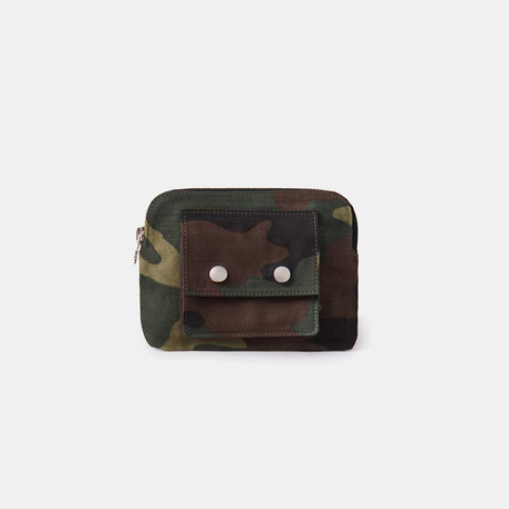 Soma Wallet // Camouflage