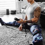 AIR-C + HEAT Leg Air Massager