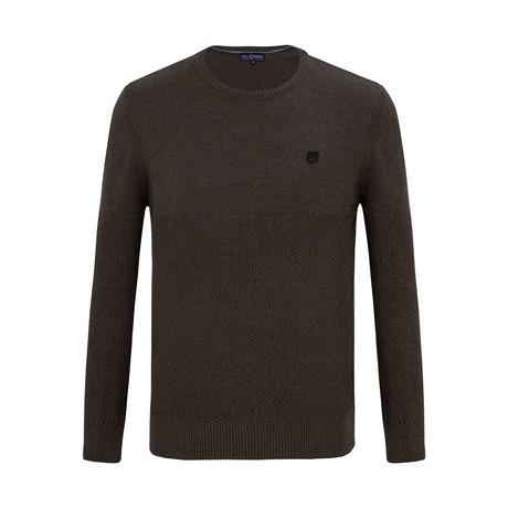 Fabian Crewneck Sweater // Anthracite (S)