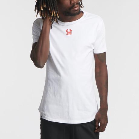 Polli Short Sleeve Tee // White (S)