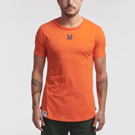 Polli Short Sleeve Tee // Orange (S)