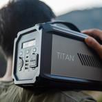 Raptic Titan // Portable Power Station