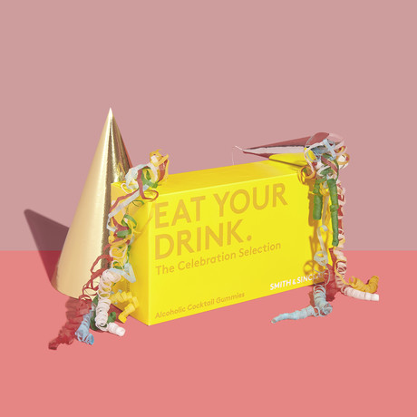 Let's Celebrate // Alcoholic Cocktail Gummies