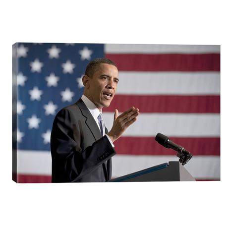 Barack Obama (1961- ) // Unknown