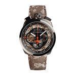 Bomberg Bolt.68 Chronograph Quartz // BS45CHPGM.018.3