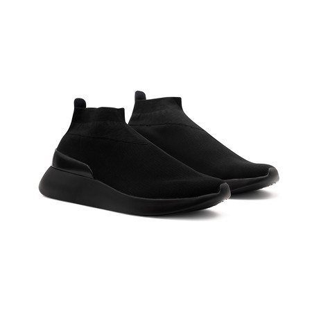 Duxs Sneaker // Black (US: 6.5)