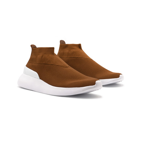 Duxs Sneaker // Brown (US: 6.5)