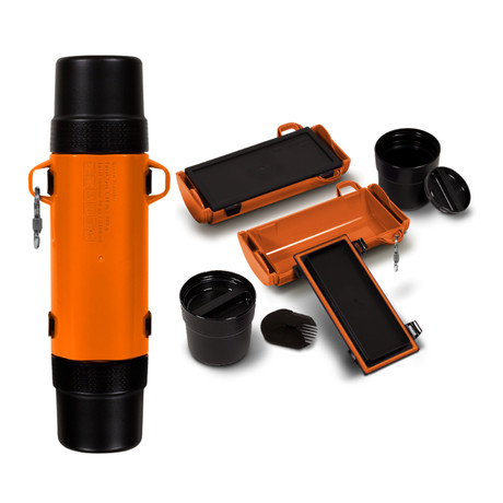BeOn Container // Tubular Orange