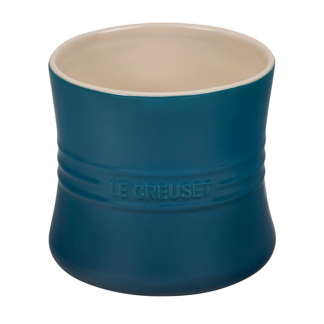 Utensil Crock // Deep Teal