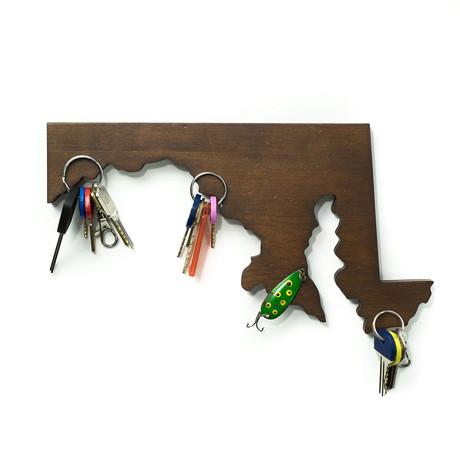 Maryland Magnetic Key Holder