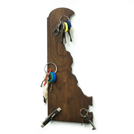 Delaware Magnetic Key Holder