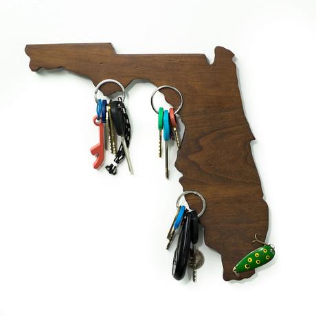 Florida Magnetic Key Holder
