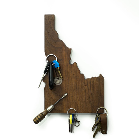 Idaho Magnetic Key Holder