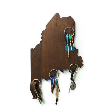 Maine Magnetic Key Holder