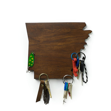 Arkansas Magnetic Key Holder