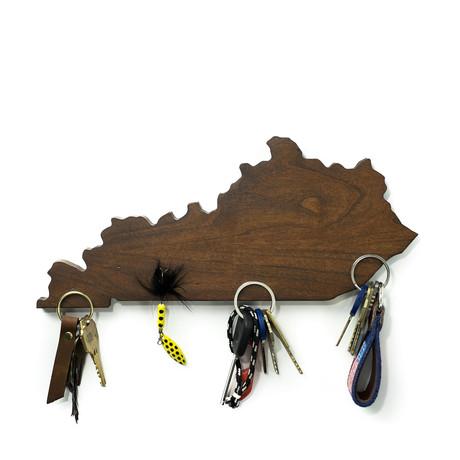 Kentucky Magnetic Key Holder