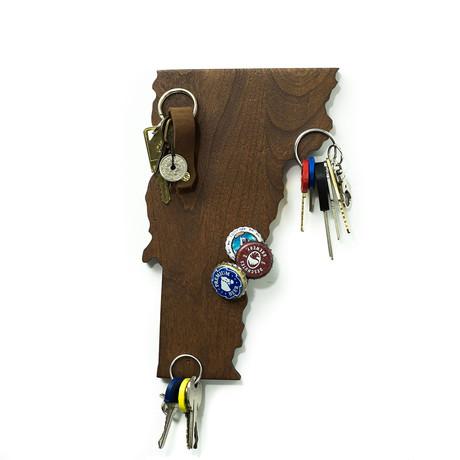 Vermont Magnetic Key Holder