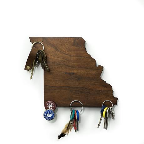 Missouri Magnetic Key Holder