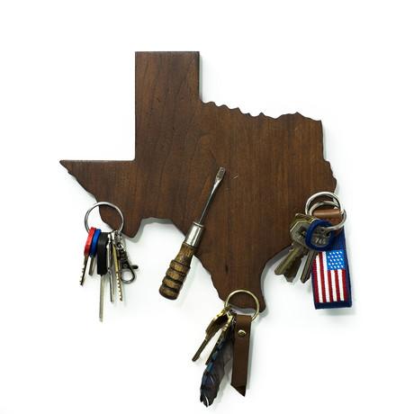 Texas Magnetic Key Holder