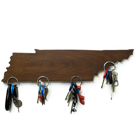 Tennessee Magnetic Key Holder