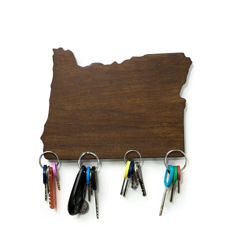 Oregon Magnetic Key Holder